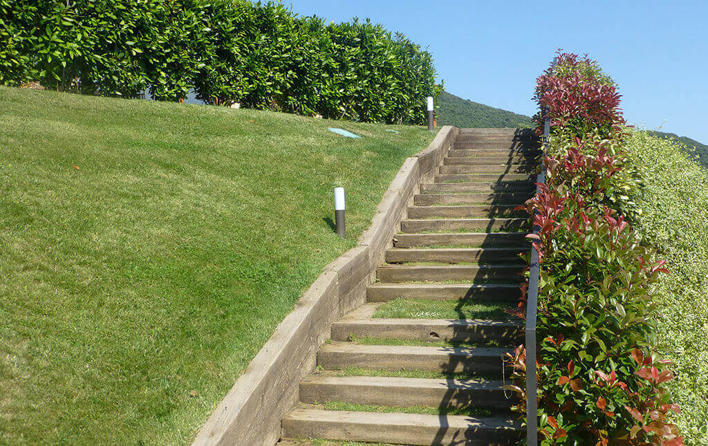 Escaleras de jardin awesome cosas with escaleras de - Escaleras para jardin ...