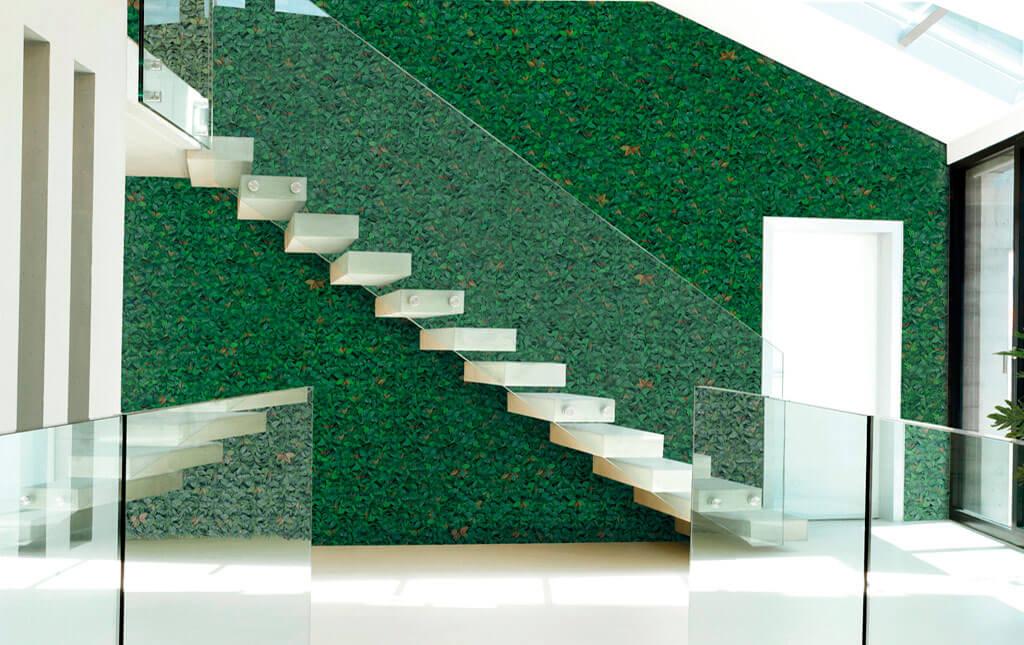 Muro verde artificial liptus