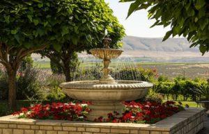 Fuentes para decorar tu jardín