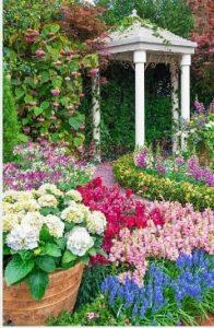como sembrar una pradera con flores silvestres