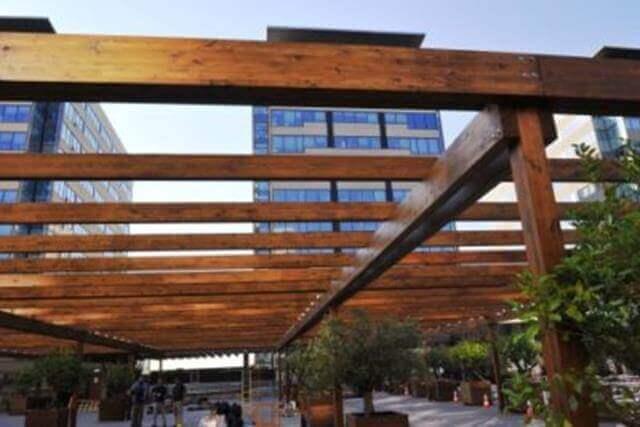 Solución a medida - estructuras de madera