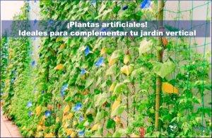 plantas artificiales principal